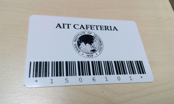 AIT cash card