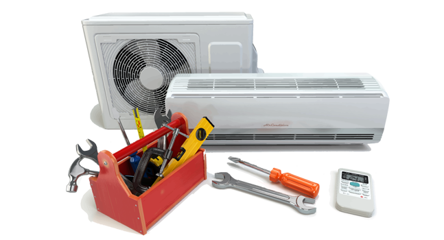 AC unit cleaning service for ST10-12 and House 9-28 from 26th February – 22nd March 2018